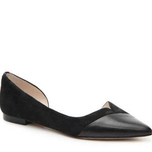 Cole Haan Josette pointed leather Flat